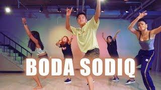 Boda sodiq - niniola |. yoda afrobeats