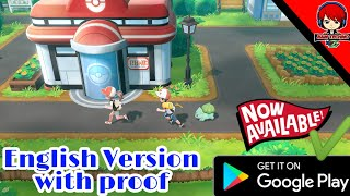 {100MB} How To Download & install Let's Go Pikachu Game On android in English Version on play store