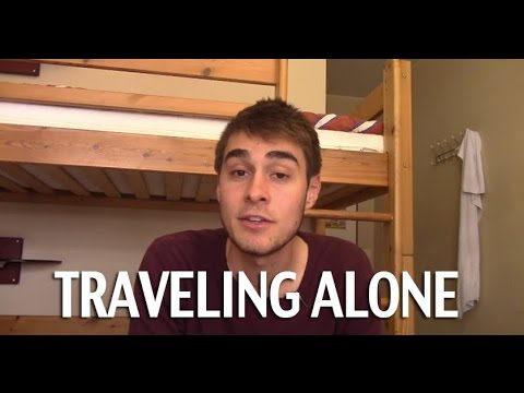 How Is It To Travel Alone & Stay In Hostels? (Solo Travel) - You should be age 20+ & BE MATURE