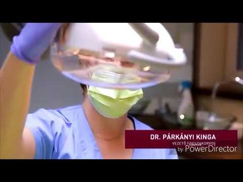 Hygiene treatment dentist female patient