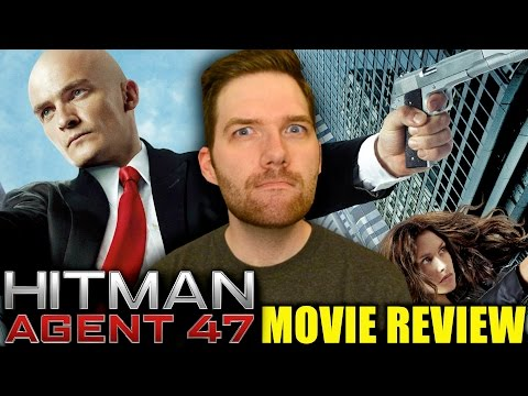 Hitman: Agent 47 - Movie Review