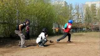 Чемпионат УдГУ по бейсболу 2012