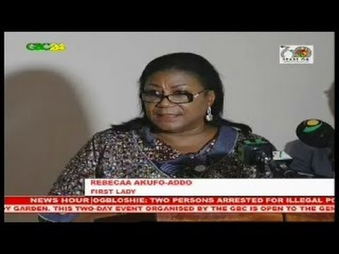 Ghana: First Lady calls on women to educate children