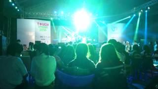 アリスインアリスの高橋明日香と鶴田葵 Vietnam HCMC, Touch Spring 201...