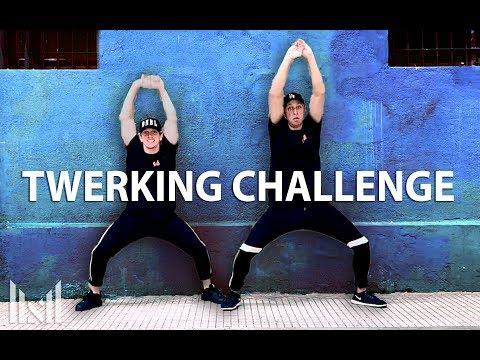 TWERKING CHALLENGE ft. Tiago (South America Tour)