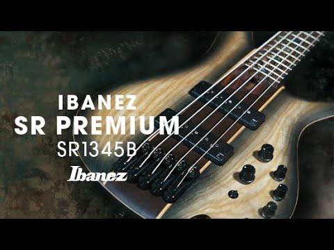 Ibanez Premium SR1345B Electric Bass