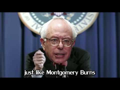 My Name is... Bern Sanders (Satire Class Project)