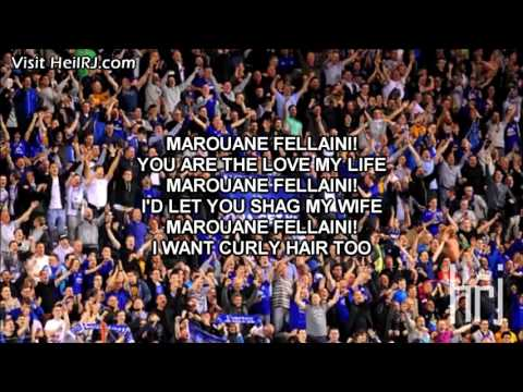 Best songs by premier league fans