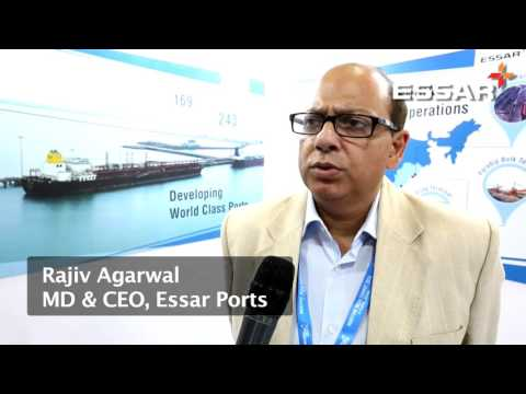 Essar at Maritime India Summit, 2016