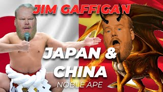 JAPAN & CHINA - from NOBLE APE