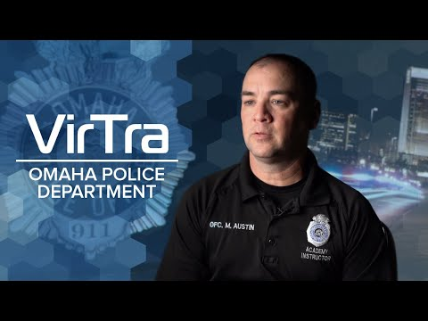 VirTra® V-Author- Omaha Police Department Testimonial - Use