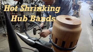 Hot Shrinking Hub Bands,