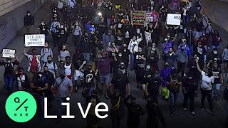 LIVE: Breonna Taylor Protesters Rally in U.S. Cities for a Second Night