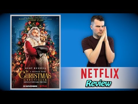 The Christmas Chronicles Poster.The Christmas Chronicles Netflix Review