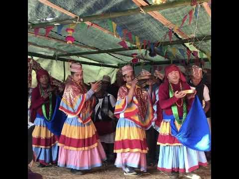 Gurung Krishna Charitra- Part 10(Lamagaun-Simpani,Lamjung)