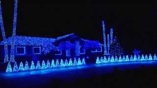 Behind the Scenes of Marc Savard's Christmas Lights!