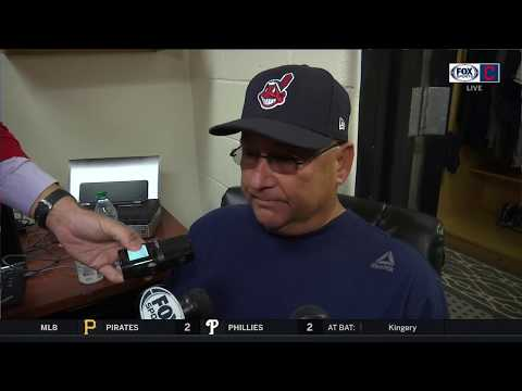 Terry Francona: 'We kept pushing' after trailing multiple times | INDIANS-ORIOLES POSTGAME