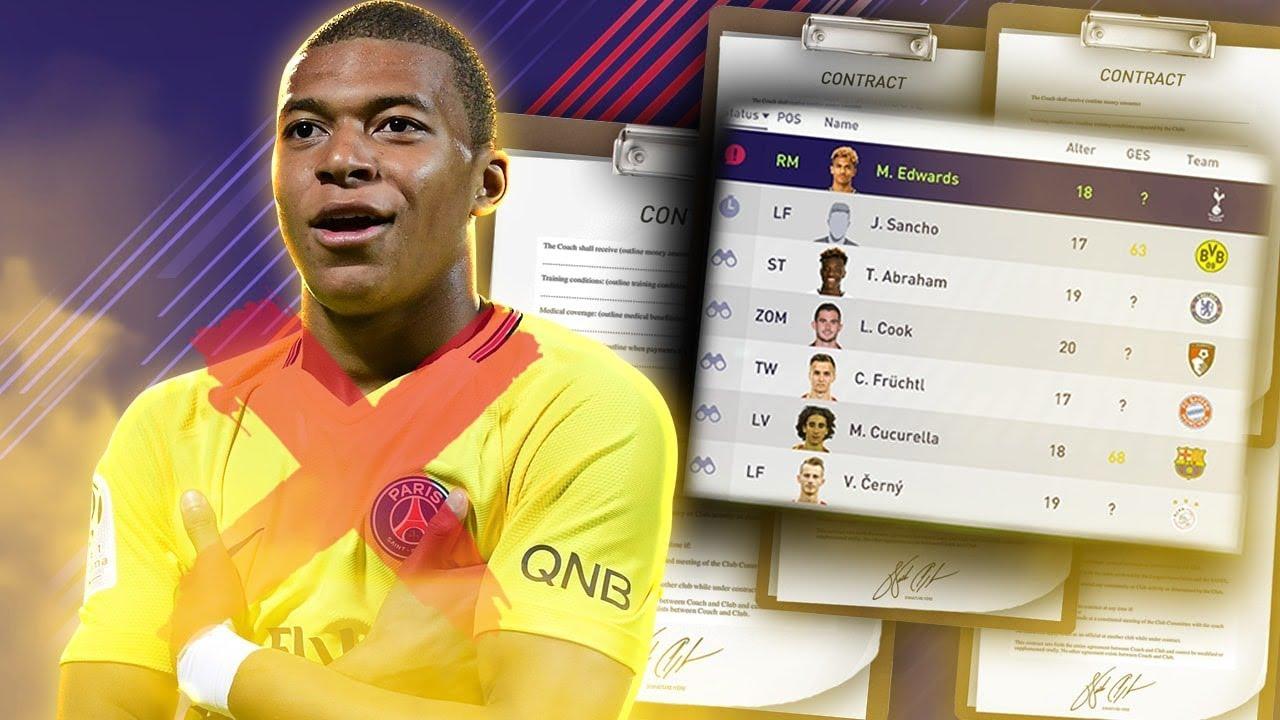 Fifa 18 Karriere Potenzial