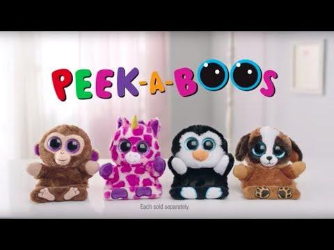 Peek-A-Boos!