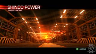 Ridge Racer Unbounded First 15 Minutes Gameplay Video XBOX 360 1080P FULL HD