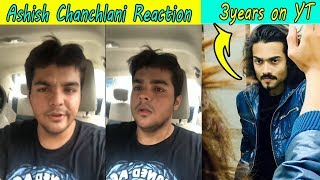 Ashish Chanchlani React on Science vs Commerce || BB ki Vines 3years on Youtube || Stalking King