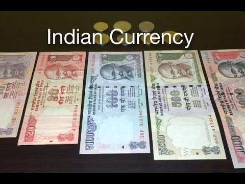 Indian Currency - YouTube