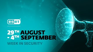 ESET research dissects KryptoCibule malware family – Week in security with Tony Anscombe