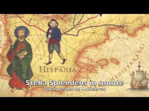 Llibre Vermell: Stella Splendens - 14th c.
