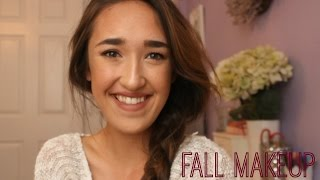 My Go-To Fall Makeup Look Thumbnail