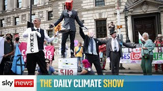 The Daily Environment Program live: Termination Disobedience block streets in London  | NewsBurrow thumbnail