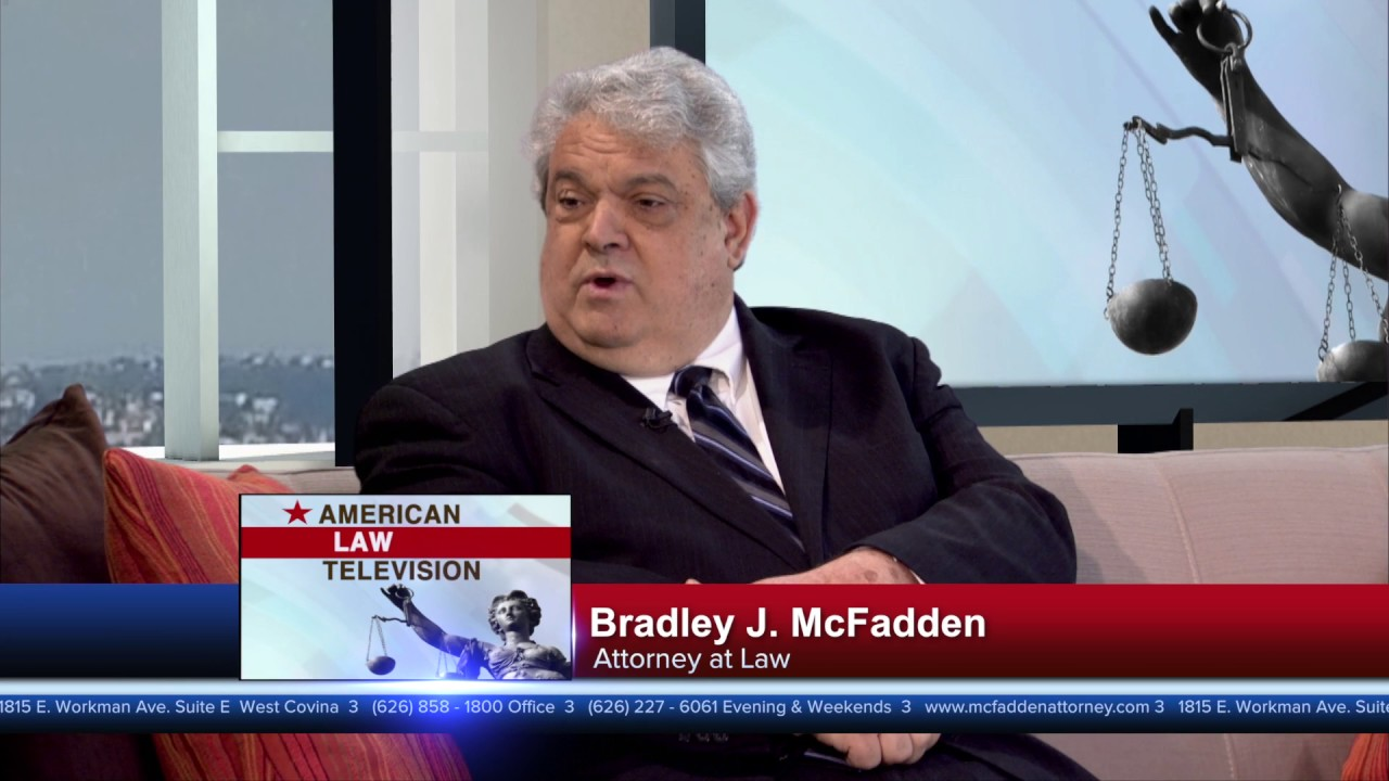 Law Offices of Bradley J  McFadden in West Covina (626) 858-1800