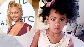 Blue Ivy is ALREADY the Best Big Sister Ever to Beyonce's Twins