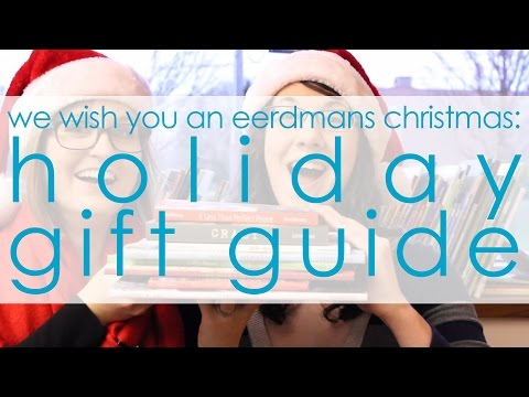 We Wish You an Eerdmans Christmas: A Holiday Gift Guide