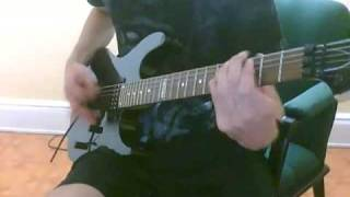 black metal ist krieg ()guitar cover=)