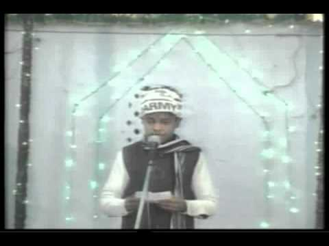 URS E QADRI DEC. 2010 | BEAUTIFUL NAAT | HOGA BEDA PAAR PART 1