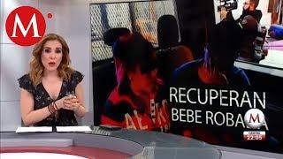 Entrevista a Juan Hugo de la Rosa. Rescatan a la bebé Nancy secuestrada en Neza