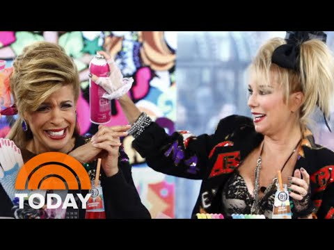Interns Vs. Anchors: KLG And Hoda Face Off Against The Interns In A Pop Culture Quiz | TODAY