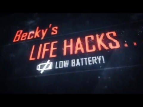 Becky's Life Hacks Live