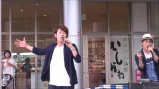 2016.7.3イオンモール名古屋茶屋インストアライブ収録 子供たちが、手拍子して...