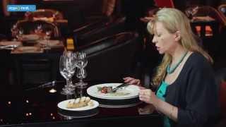 видео Как пользоваться предметами сервировки стола