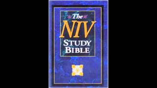 The Book of Ezekiel (NIV Audio Bible Non Dramatized)