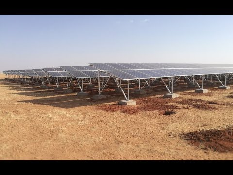 LAP S.r.l - Solar Pivot in Sudan