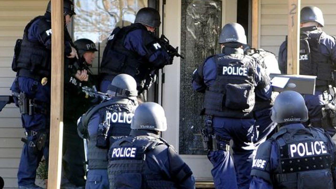 Image result for COPS RAID