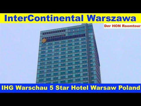 "5 Star IHG Hotel InterContinental Warschau Warsaw / Poland  #11 - I LOVE IT ""There is no better way"""