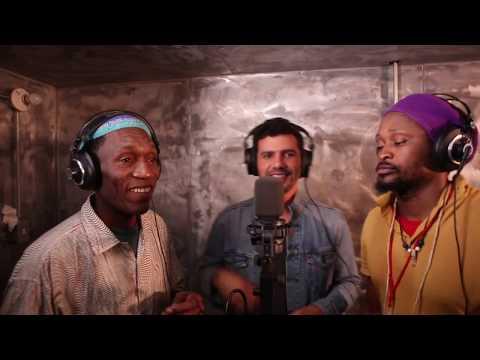 """Mina Mina"" Kilombo - Jackson Wahengo - José Delgado - Raúl Mota - Afrolibertad #ClipCiudadCanción"