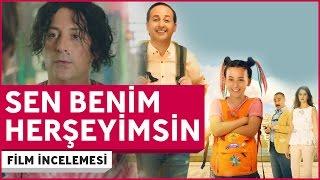 Sen Benim HerŞeyimsin (2016) Film İncelemesi | Tolga Çevik, Melis Birkan, Cengiz Bozkurt