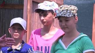 Летняя выездная школа замещающих семей в Новошахтинске.