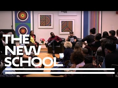 bell hooks: Moving from Pain to Power I The New School