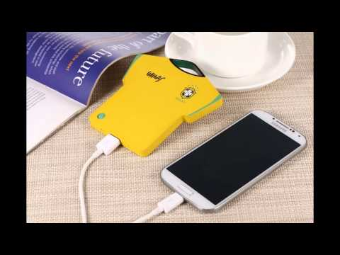 Shenzhen power bank 2600mah for iphone6 from sostar