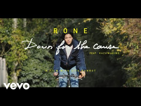 Rone - Down For The Cause Ft. Kazu Makino (Official Video) ft. Kazu Makino